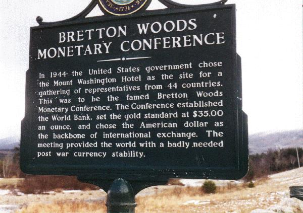 REUNION DEL G-20 (BRETTON WOODS II)